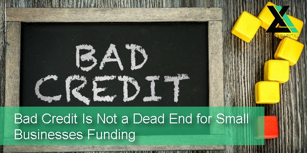 Bad credit is not a dead end for small businesses funding with it business owners can obtain lines of credit finance a company vehicle and obtain business credit cards without risking reheart Choice Image