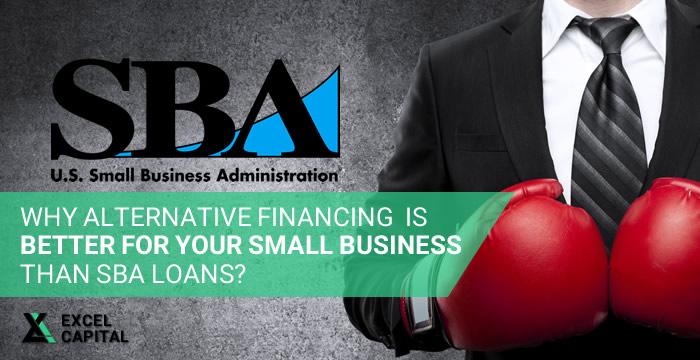 sba loans or alternative financing