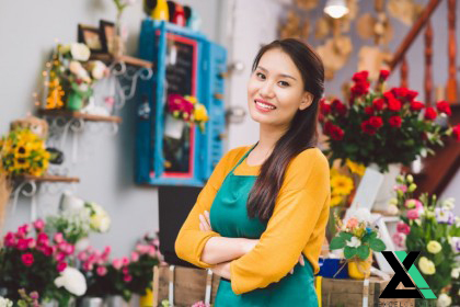 How An ACH Advance Gave A Small Business Owner The Funds To Buy Inventory For Her Flower Shop (after only being open for 6 months)!
