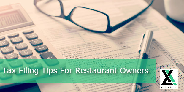 Tax Filing Tips for Restaurant Owners