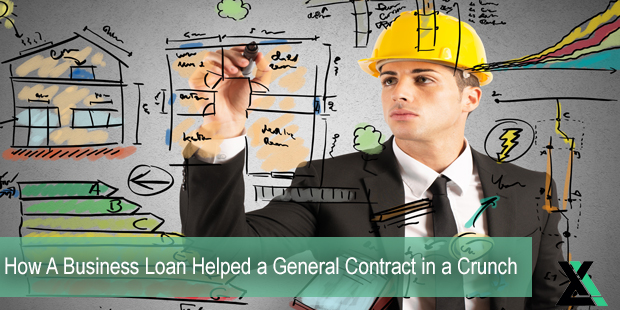 How A Business Loan Helped a General Contractor in a Crunch