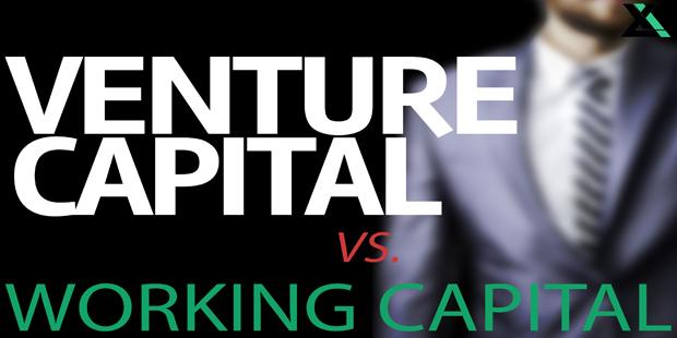 Funding: Venture Capital vs. Working Capital