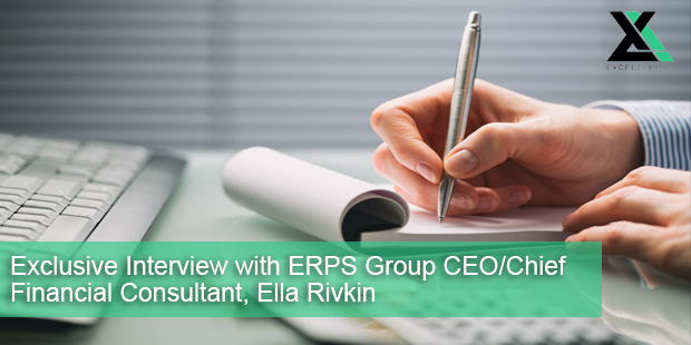 Exclusive Interview with ERPS Group CEO/Chief Financial Consultant, Ella Rivkin