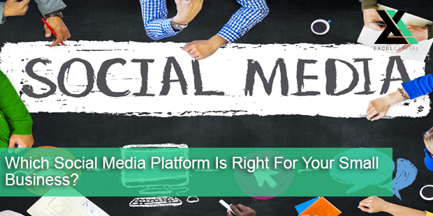 Which of The 4 Main Social Media Networks Is Right For Your Business?