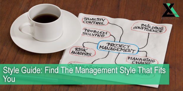 Style Guide Find The Management Style That Fits You | Excel Capital Management