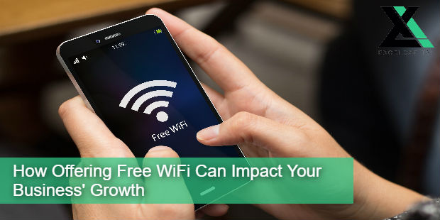 How Offering Free WiFi Can Impact Your Business Growth | Excel Capital Management