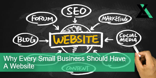 Why Every Small Business Should Have A Website | Excel Capital Management