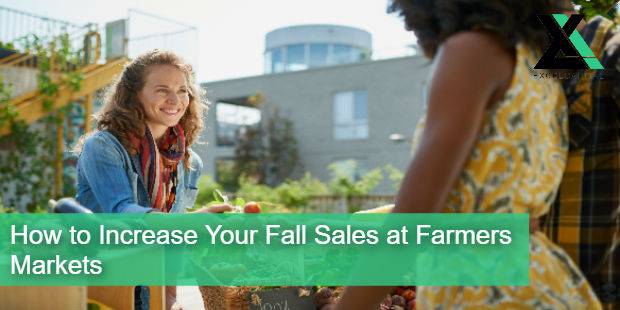 How to Increase Your Fall Sales at Farmers Markets | Excel Capital Management