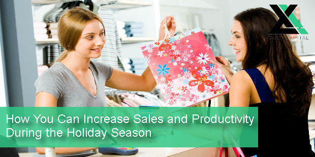 How You Can Increase Sales and Productivity During the Holiday Season | Excel Capital Managment