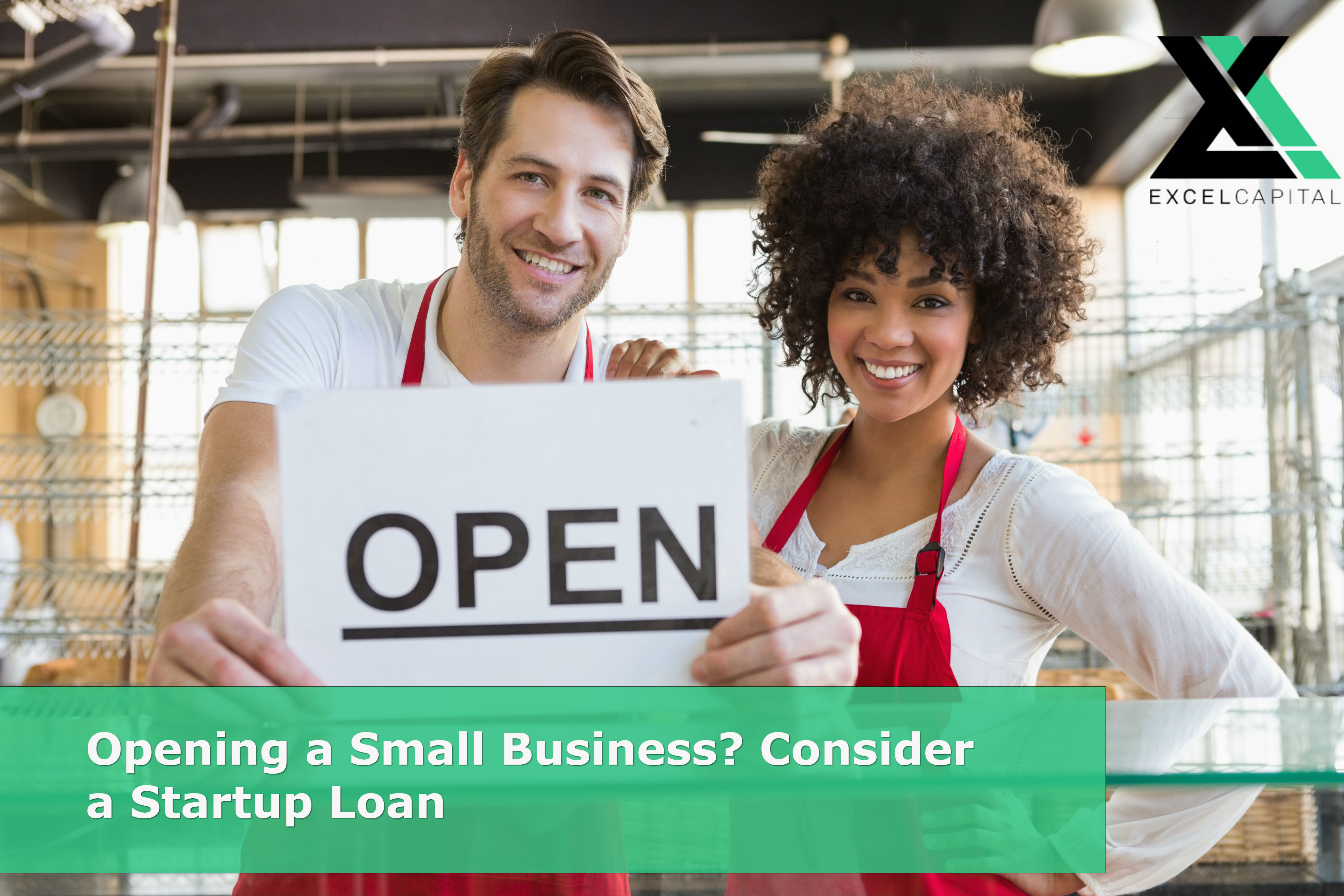 Opening a Small Business? Consider a Startup Loan