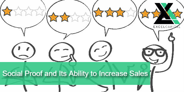 Social Proof and Its Ability to Increase Sales | Excel Capital Management