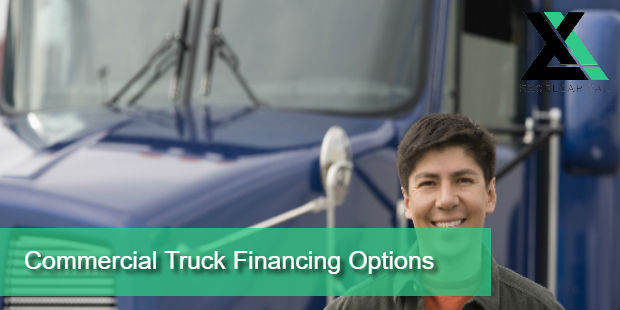Commercial Truck Financing Options | Excel Capital Management