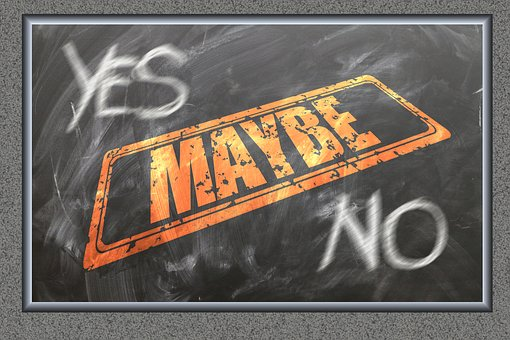 Yes Maybe No | Excel Capital Management