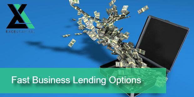 Fast Business Lending Options | Excel Capital Management