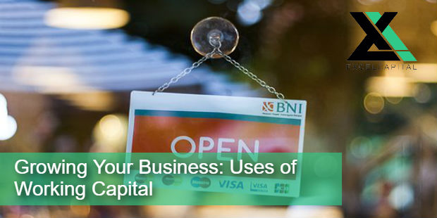 Growing Your Business: Uses of Working Capital | Excel Capital Management