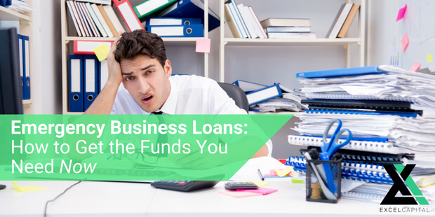 EXCEL CAPITAL - EMERGENCY BUSINESS LOANS