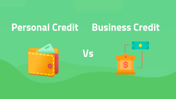 Bad Personal Credit vs Business Credit