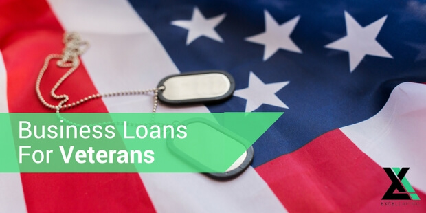 Small Business Loans for Veterans - The 2019 Guide