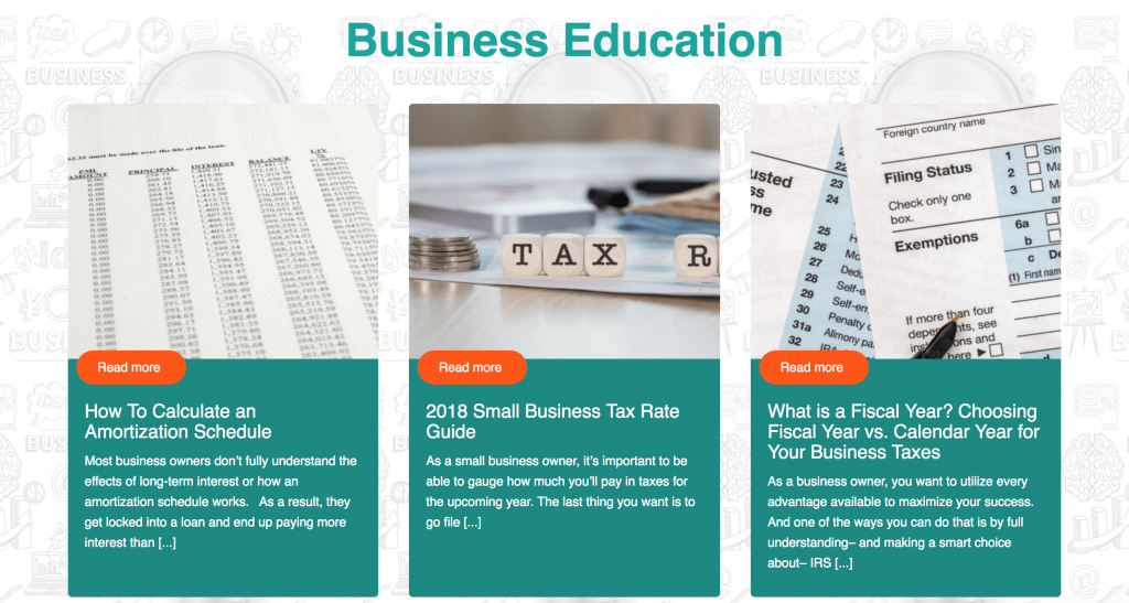 EXCEL CAPITAL BIZ EDUCATION