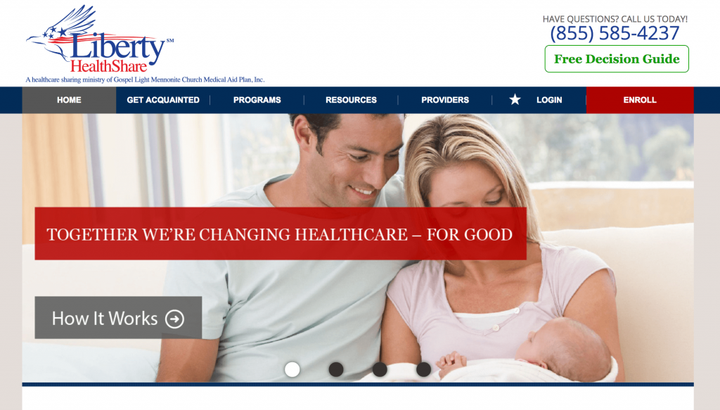 EXCEL CAPITAL - SELF-EMPLOYED HEALTH INSURANCE - LIBERTY