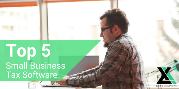 Top 5 Small Business Tax Software