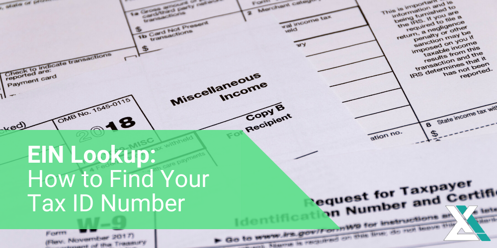 EIN Lookup: How to Find Your Tax ID Number