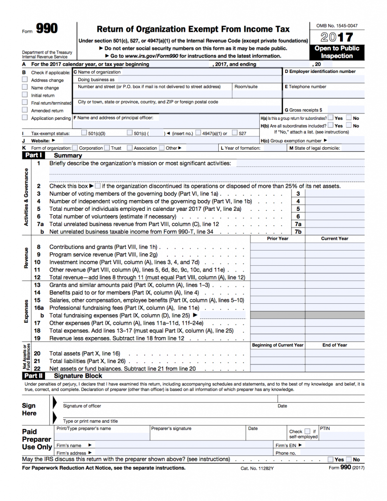 EXCEL CAPITAL - EIN Lookup - FORM 990