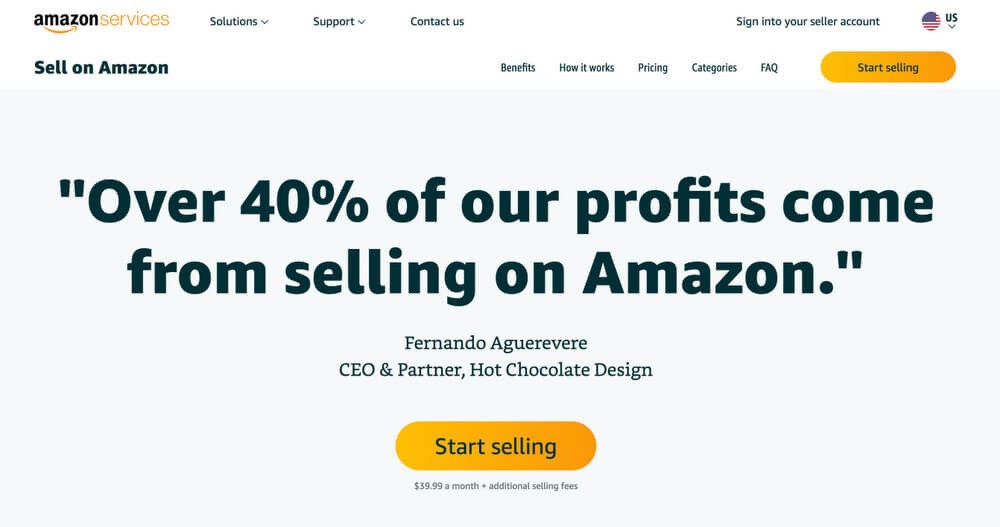 TOP TRENDING BUSINESS IDEAS 2019 - Amazon Seller Program