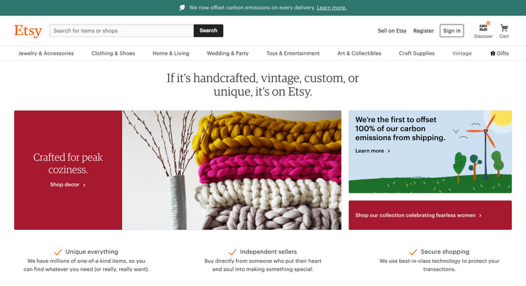 TOP TRENDING BUSINESS IDEAS 2019 - Etsy