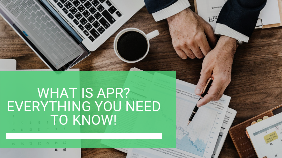 What is APR (annual Percentage Rate) and How to Properly Calculate it?