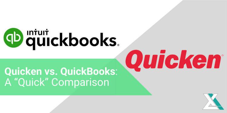 """Quicken vs. QuickBooks: A """"Quick"""" Comparison"""