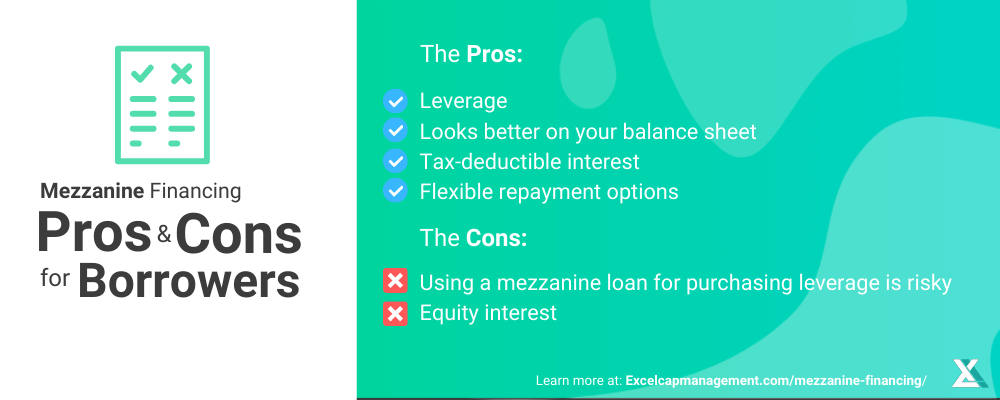EXCEL-MEZZANINE-FINANCING-PROS-AND-CONS-FOR-BORROWERS