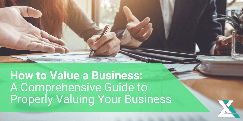 EXCELCAPITAL - HOW TO VALUE A BUSINESS FEATURED IMAGE 1