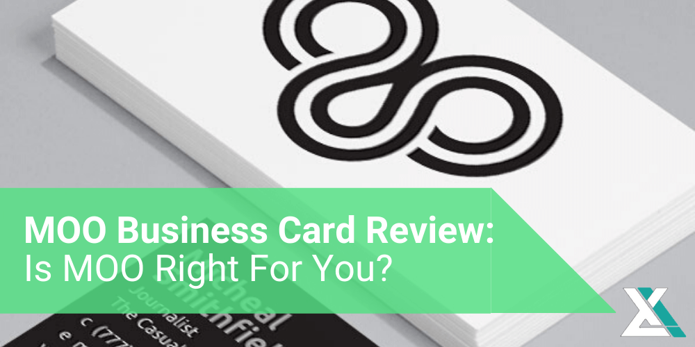 MOO BUSINESS CARD REVIEW