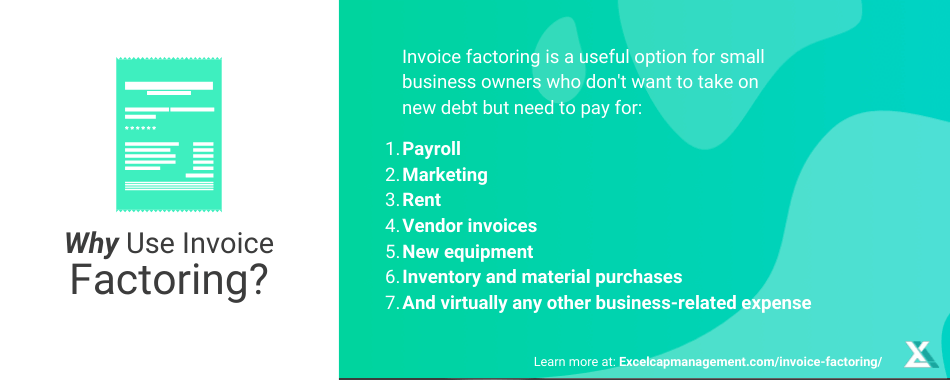 HOW INVOICE FACTORING CAN HELP YOUR BUSINESS