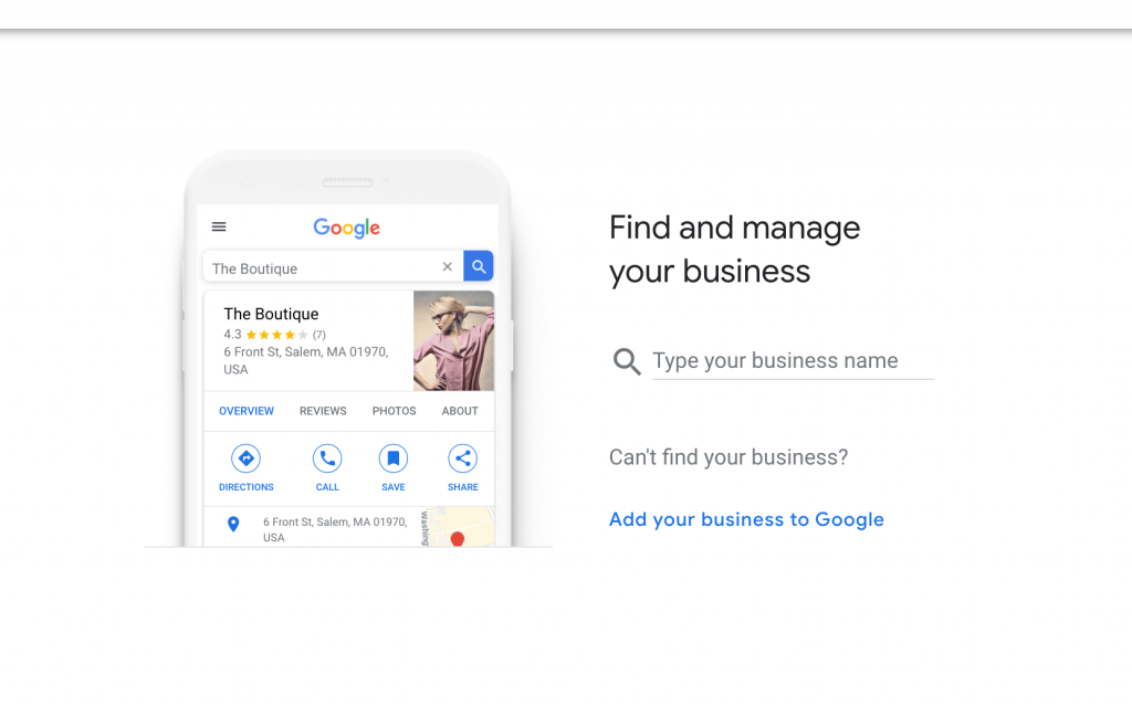 GOOGLE MY BUSINESS - 2
