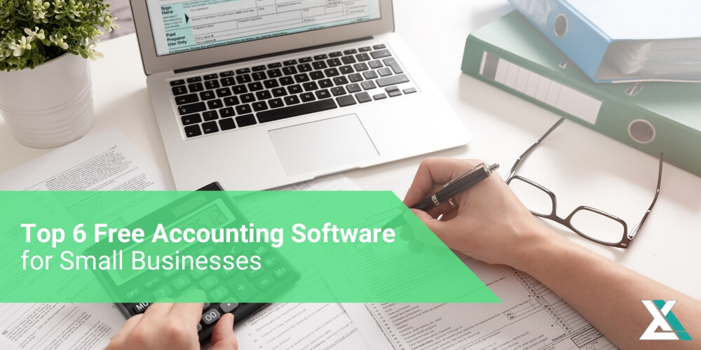 Top 6 Free Accounting Software for Small Business
