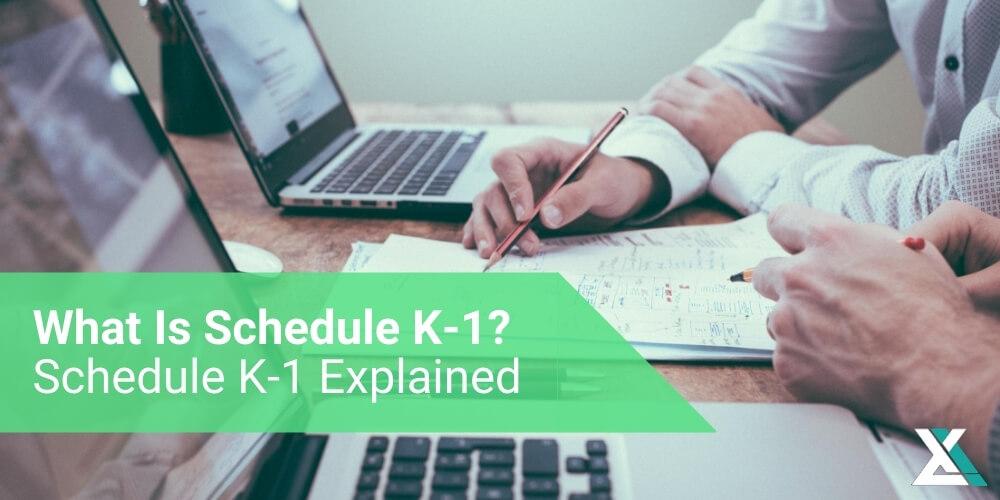 How Schedule K-1 Works: Schedule K-1 Explained